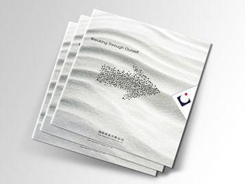瑞格镁画册封面设计