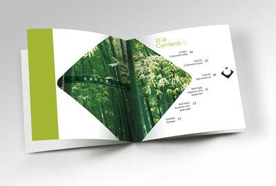 瑞格镁画册内页排版设计
